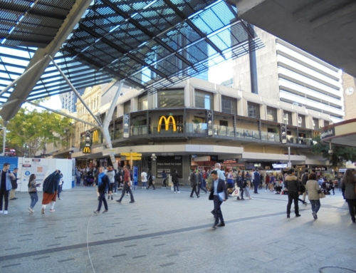 130 Queen Street, Brisbane Mall
