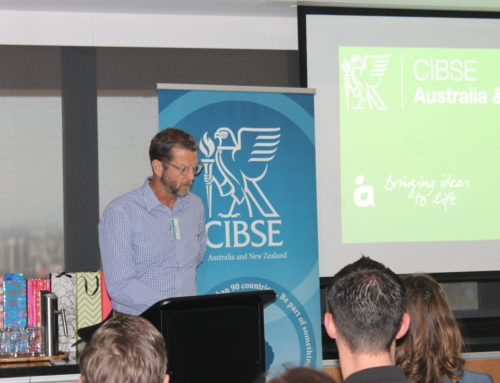 CIBSE ANZ 2019 SEMINAR SERIES – IoT – The Neurology of Building Operations