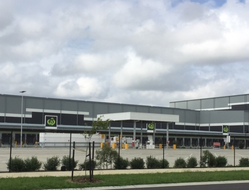 Woolworths Melbourne South Region Distribution Centre (MSRDC)